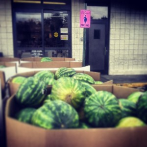 watermelons maternity parking