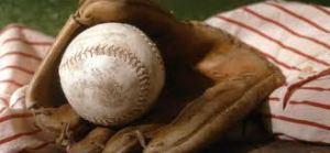 baseball glove old