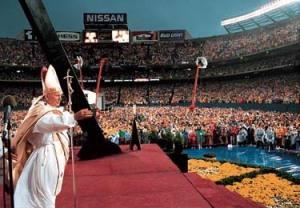 pope stadium