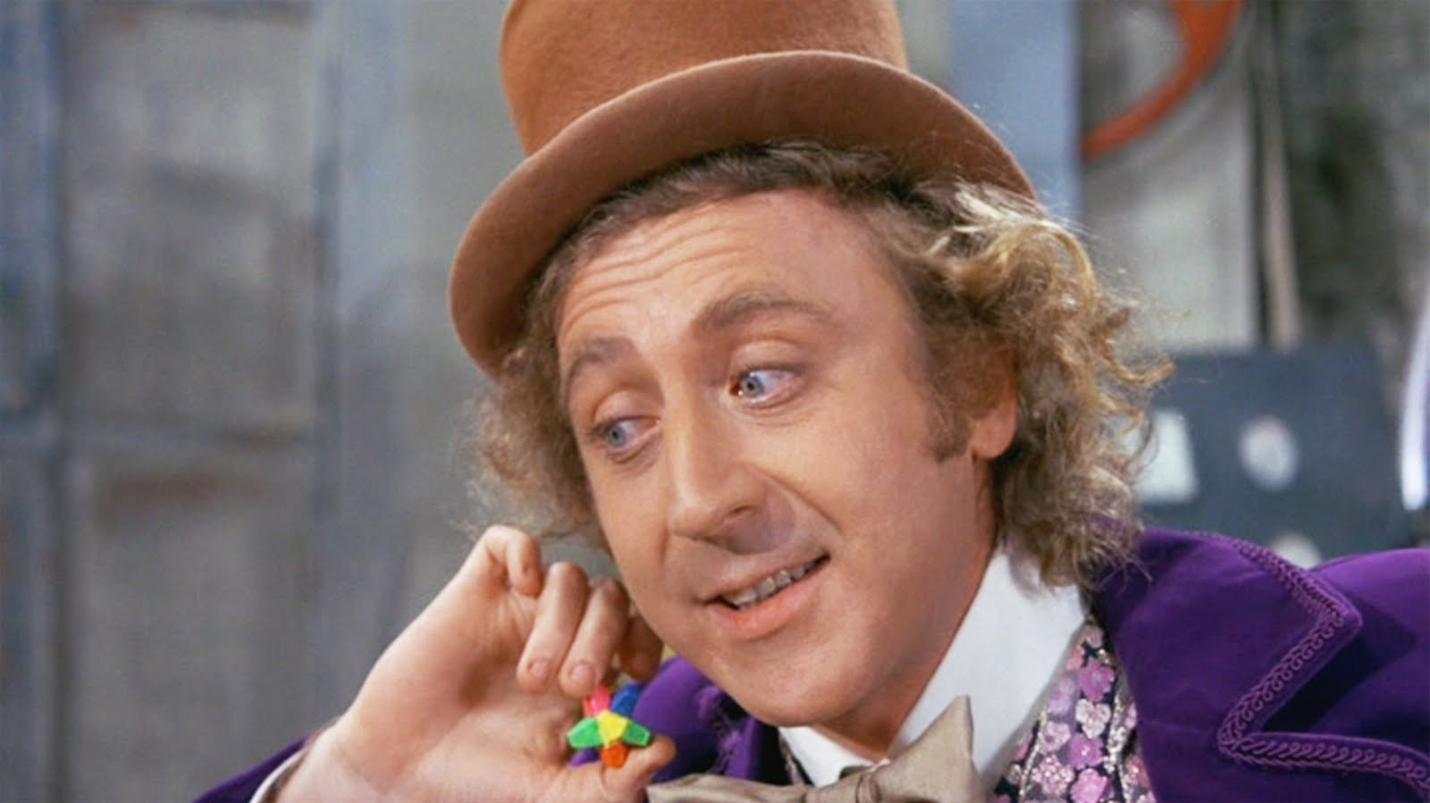 Willy Wonka didn\'t say it first! – The Graceful Grammarian