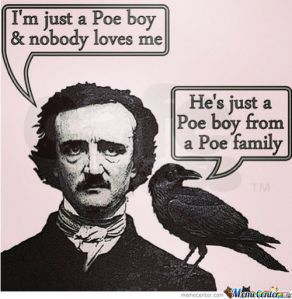 Poe meme
