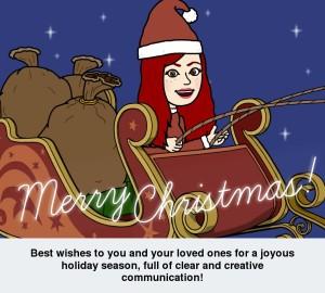 bitstrips sleigh