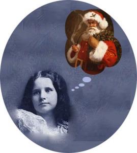 Virginia and Santa Claus